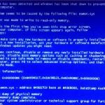 Комп'ютер самостійно перезавантажується