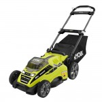 40-вольтная акумуляторна газонокосарка Ryobi RY40112A