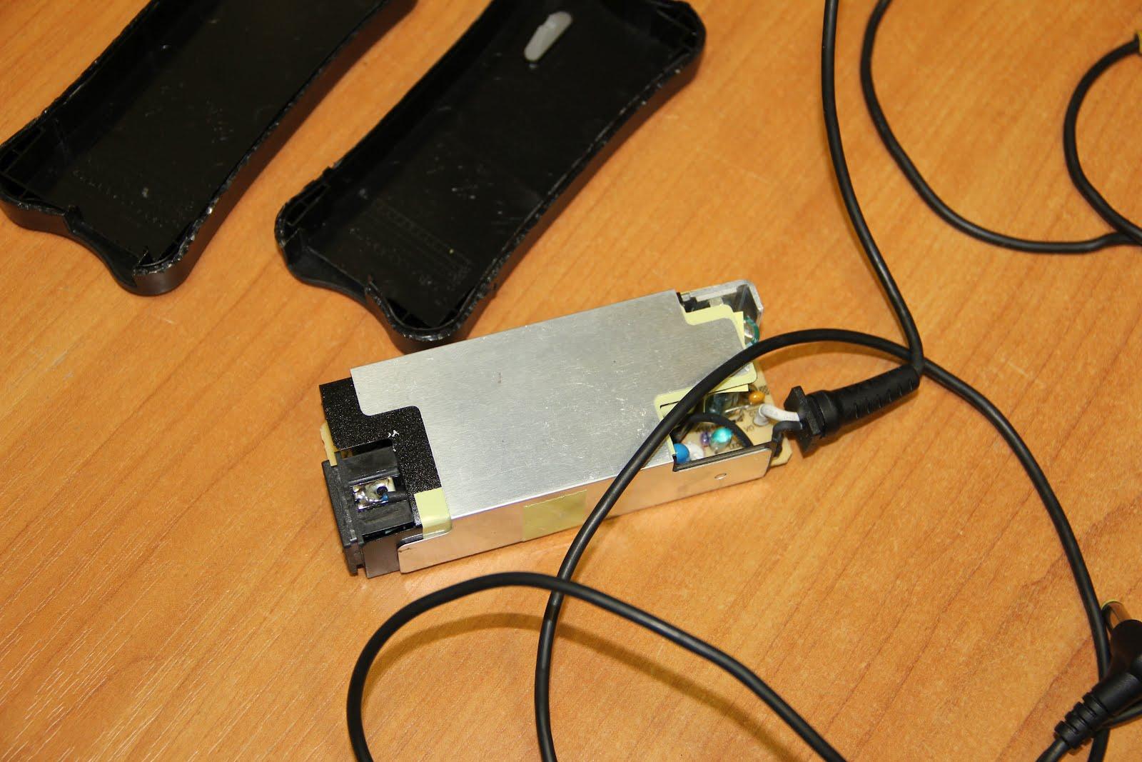 Разъем зарядки ноутбука как сделать