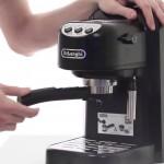 Ріжкова кофемашина
