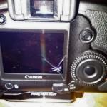 Заміна дисплея фотоапарата