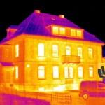Тепловізор для будівель – надійний спосіб контролю процесу будівництва