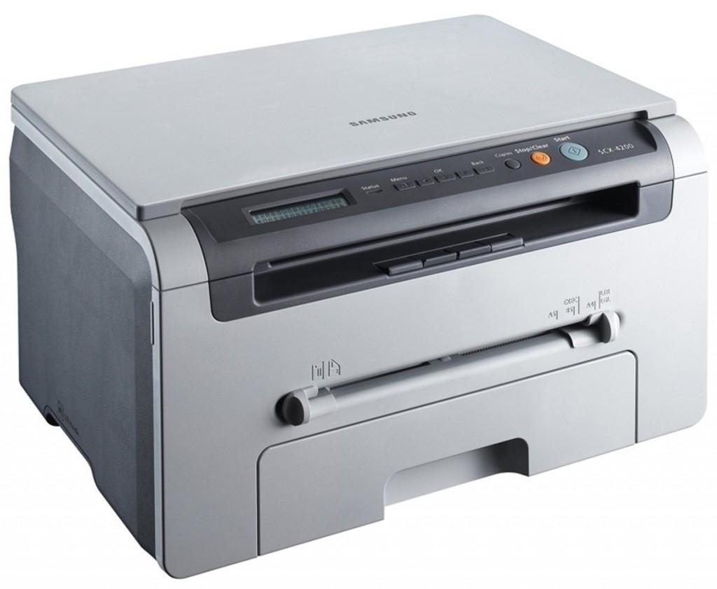Принтер-Samsung-4200