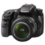 Ремонт дзеркальних фотоапаратів Sony Alpha