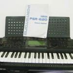 Ремонт Yamaha PSR-620