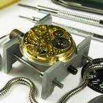 Ремонт наручних кварцових годинників
