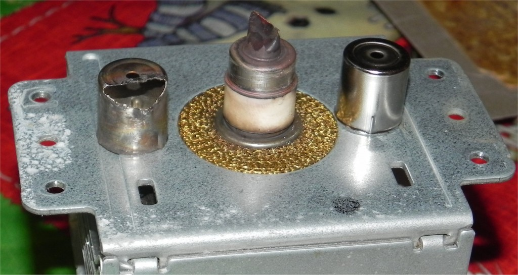 Ремонт магнетрона своими руками на дому 36