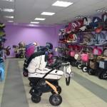 Ремонт дитячих колясок