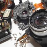 Ремонт об'єктивів Canon