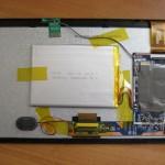Ремонт китайських планшетів