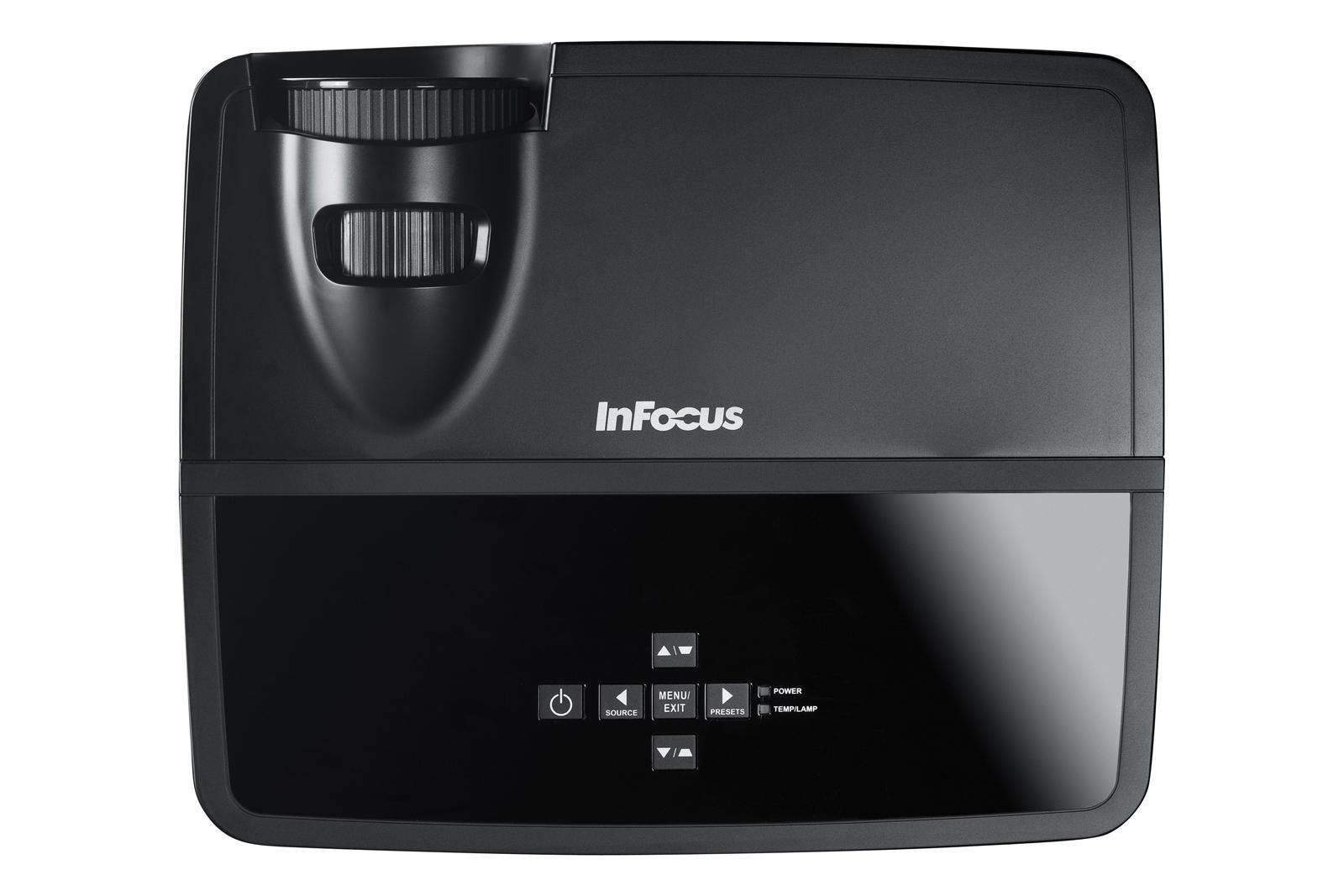 InFocus-IN2120-Top