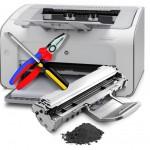 Причини поломок, профілактика, а також ремонт принтерів та БФП