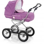 Ремонт дитячих колясок: якщо веде в бік