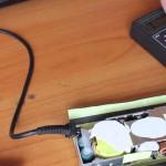 Ремонт зарядного пристрою від ноутбука