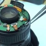Професійний ремонт об'єктивів