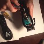 Ремонт машинки для стрижки