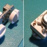 Ремонт механічного таймера мікрохвильовій печі