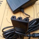 Ремонт педалі електроприводу швейної машини