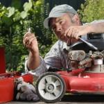 Ремонт газонокосарки своїми руками